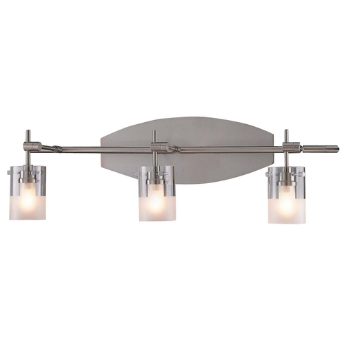 George Kovacs Lighting Three-light Bathroom Vanity Light P5013-084