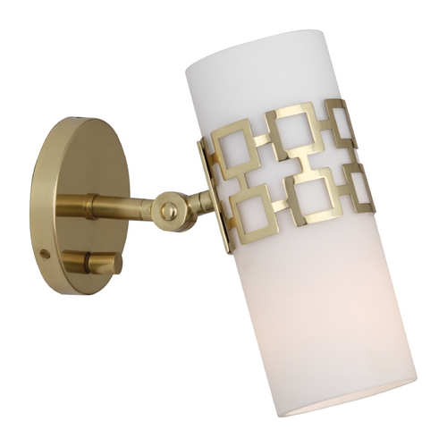 Robert Abbey Lighting Robert Abbey Jonathan Adler Parker Plug-In Wall Lamp 639