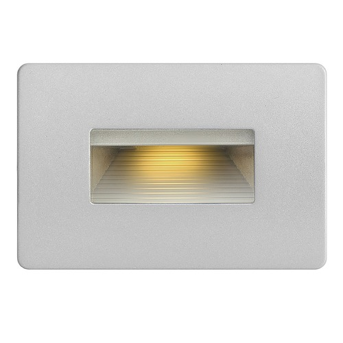 Hinkley Hinkley Luna Titanium LED Recessed Step Light 58508TT