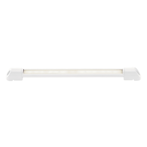 Hinkley Lighting Hinkley Lighting Nexus Satin White LED Deck Light 15442SW
