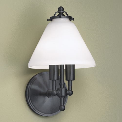 Norwell Lighting Norwell Lighting Lenox Oil Rubbed Bronze Sconce 8550-OB-SO