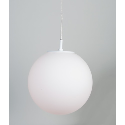 Illuminating Experiences Illuminating Experiences Galaxy Pendant Light with Globe Shade M2857