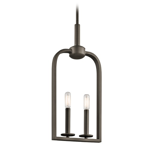 Kichler Lighting Kichler Lighting Daria Mini-Pendant Light 43678OZ