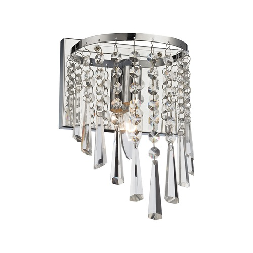 Elk Lighting Elk Lighting Jariah Polished Chrome Sconce 45270/1