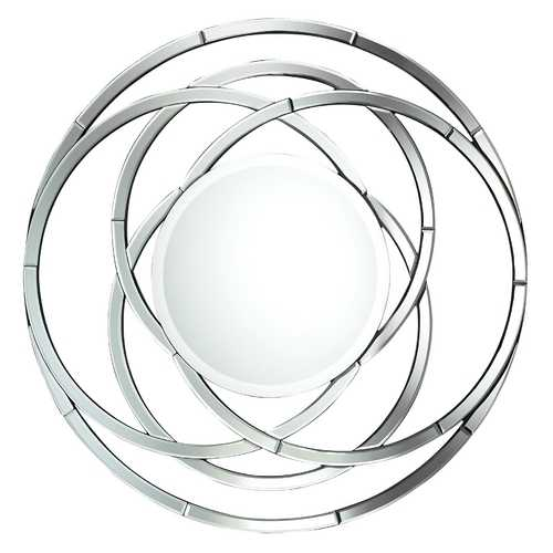 Sterling Lighting Milton Round 39-Inch Mirror DM1978