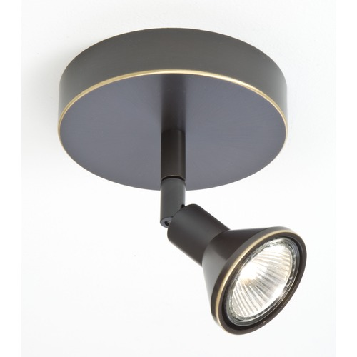 Holtkoetter Lighting Holtkoetter Lighting Lichtstar System Hand-Brushed Old Bronze Directional Spot Light C8110 R5900 HBOB