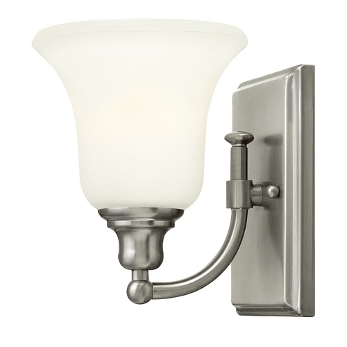 Hinkley Lighting Hinkley Lighting Colette Brushed Nickel Sconce 58780BN
