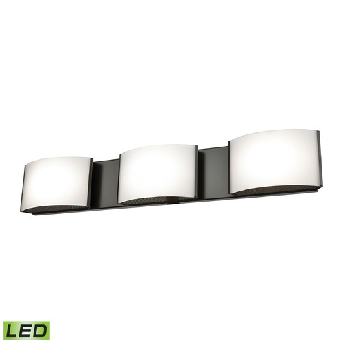 Alico Industries Lighting Alico Lighting Pandora LED Oiled Bronze LED Bathroom Light BVL913-10-45