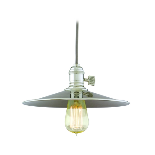 Hudson Valley Lighting Mini-Pendant Light 8001-PN-MS1