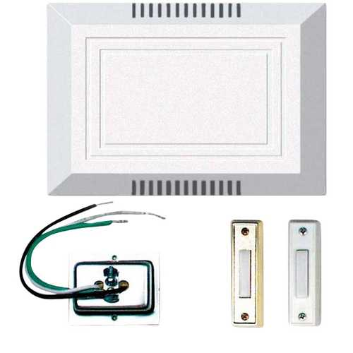 Craftmade Lighting Door Chime Kit C102L