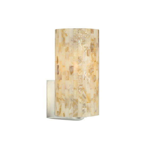 Tech Lighting Natural Shell Sconce 700WSPLANS