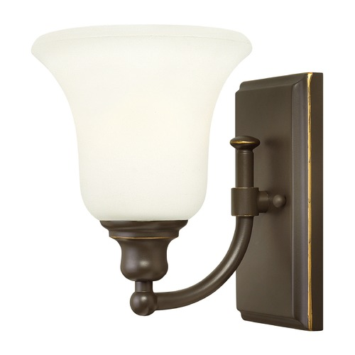 Hinkley Lighting Hinkley Lighting Colette Oil Rubbed Bronze Sconce 58780OZ