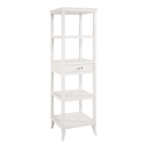 Sterling Lighting Sterling Lighting White Shelving 6042694