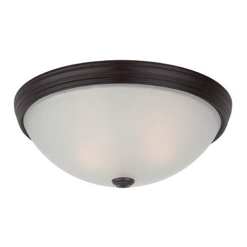 Savoy House Savoy House Lighting English Bronze Flushmount Light 6-780-13-13