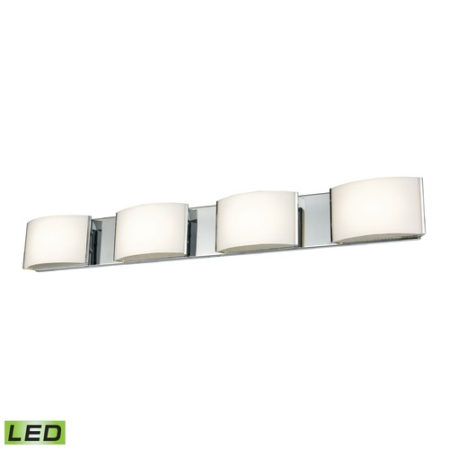 Alico Industries Lighting Alico Lighting Pandora LED Chrome LED Bathroom Light BVL914-10-15