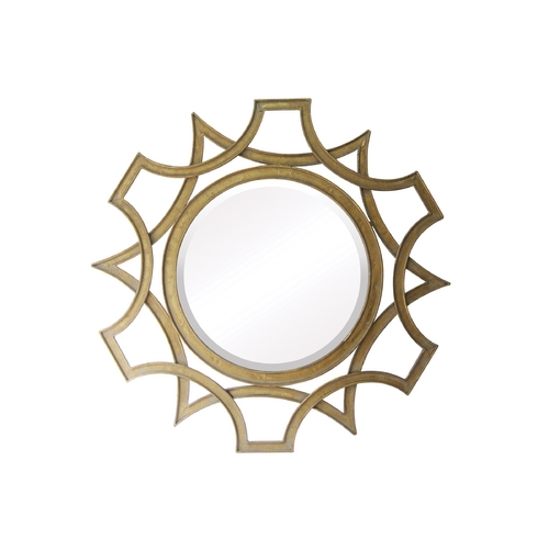 Sterling Lighting Round 40-Inch Mirror 55-213
