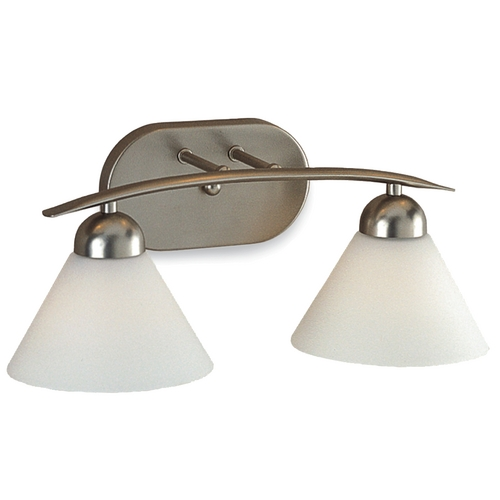 Quoizel Lighting Two-Light Bathroom Light DI8502ES