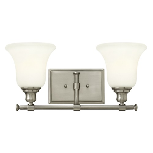 Hinkley Lighting Hinkley Lighting Colette Brushed Nickel Bathroom Light 58782BN