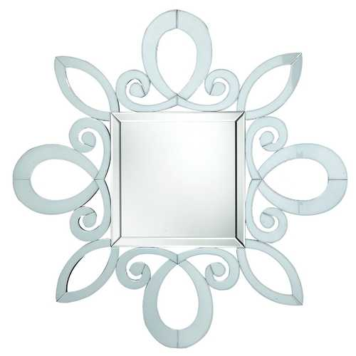 Sterling Lighting Phoenix Park Square 49-Inch Mirror DM1986