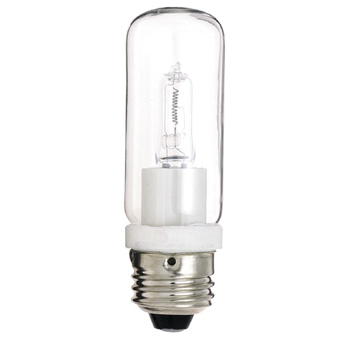 Satco Lighting Halogen T10 Light Bulb Medium Base 2900K 120V Dimmable S3474