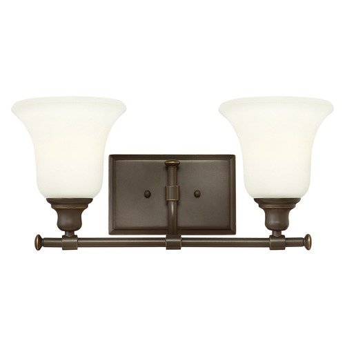 Hinkley Lighting Hinkley Lighting Colette Oil Rubbed Bronze Bathroom Light 58782OZ