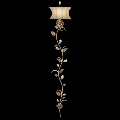 Fine Art Lamps Fine Art Lamps a Midsummer Nights Dream Cool Moonlit Patina Sconce 427150ST