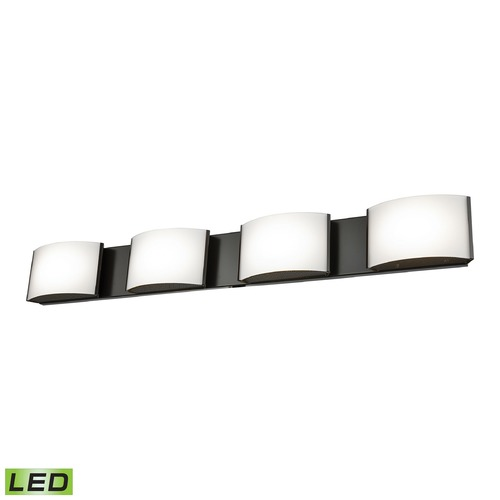 Alico Industries Lighting Alico Lighting Pandora LED Oiled Bronze LED Bathroom Light BVL914-10-45