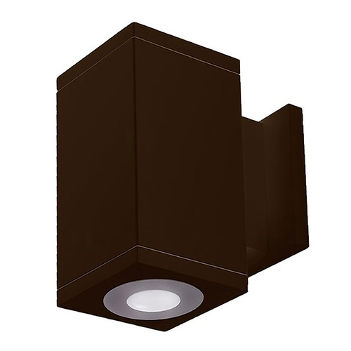 WAC Lighting Wac Lighting Cube Arch Bronze LED Outdoor Wall Light DC-WS06-U827B-BZ