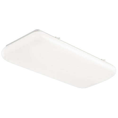 Design Classics Lighting LED Light Puff with White Acrylic Lens - 27