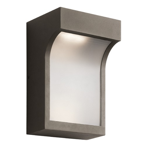 Kichler Lighting Kichler Lighting Shelby LED Outdoor Wall Light 49253AZTLED