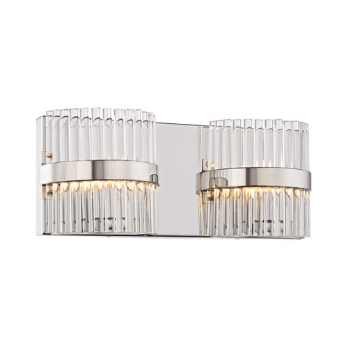 Elk Lighting Elk Lighting Nescott Polished Chrome Bathroom Light 45281/2
