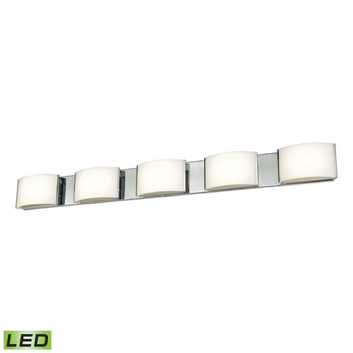 Alico Industries Lighting Alico Lighting Pandora LED Chrome LED Bathroom Light BVL915-10-15