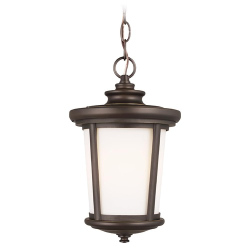 Sea Gull Lighting Sea Gull Lighting Eddington Antique Bronze Outdoor Hanging Light 6219301-71