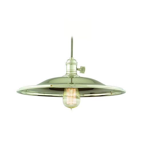 Hudson Valley Lighting Pendant Light in Polished Nickel Finish 8001-PN-MM2