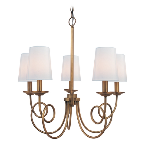 Lite Source Lighting Lite Source Lighting Erika Copper Chandelier LS-19815
