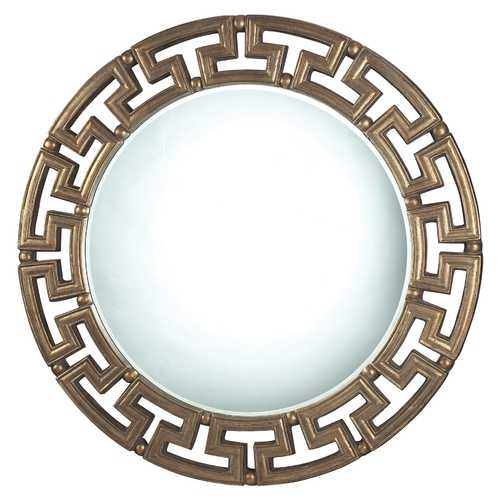 Sterling Lighting Fairview Round 30-Inch Mirror DM1989