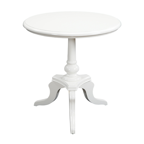 Sterling Lighting Sterling Lighting White Accent Table 6042805