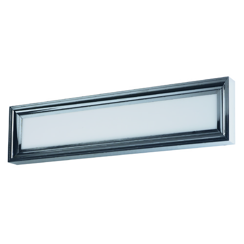 Maxim Lighting Maxim Lighting International Rembrant LED Polished Nickel LED Bathroom Light 39664WTPN