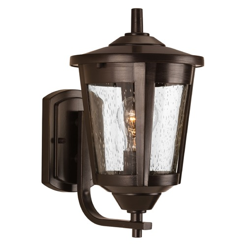 Progress Lighting Progress Lighting East Haven Antique Bronze Outdoor Wall Light P6074-20