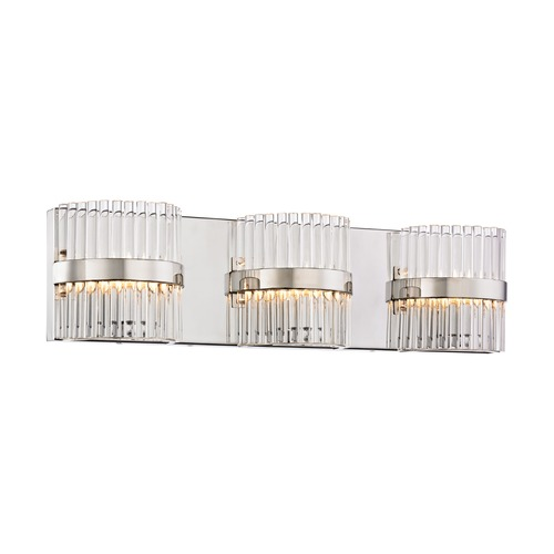 Elk Lighting Elk Lighting Nescott Polished Chrome Bathroom Light 45282/3