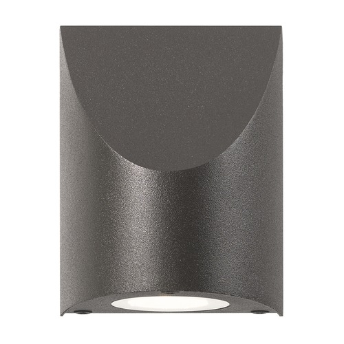Sonneman Lighting Sonneman Shear Textured Bronze LED Outdoor Wall Light 7222.72-WL