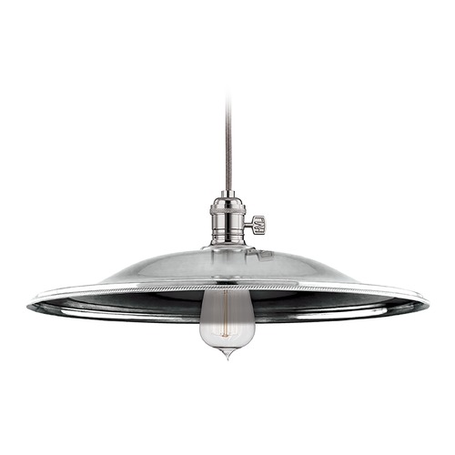 Hudson Valley Lighting Pendant Light in Polished Nickel Finish 8001-PN-ML2