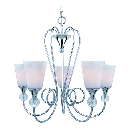 Lite Source Lighting Lite Source Lighting Holly Chrome Chandelier LS-19835