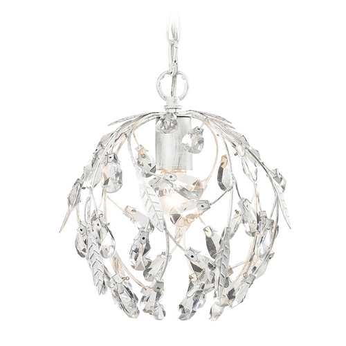 Elk Lighting Crystal Mini-Pendant Light 18123/1