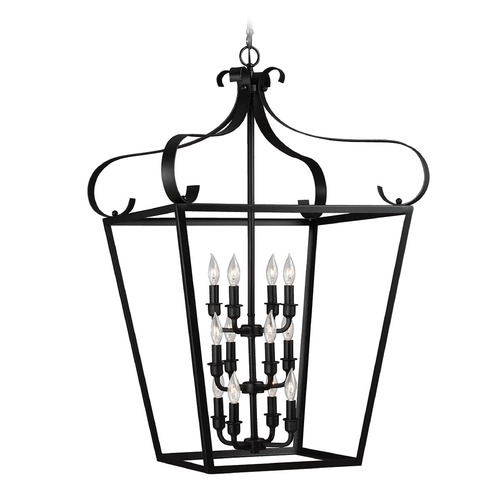 Sea Gull Lighting Sea Gull Lighting Lockheart Blacksmith Pendant Light 5119412-839