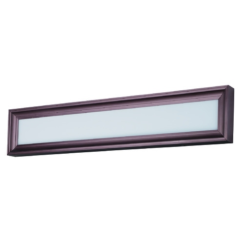Maxim Lighting Maxim Lighting International Rembrant LED Anodized Bronze LED Bathroom Light 39666WTBRZ