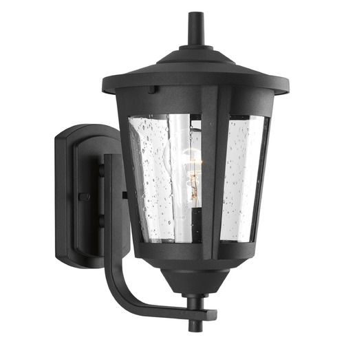 Progress Lighting Progress Lighting East Haven Black Outdoor Wall Light P6074-31