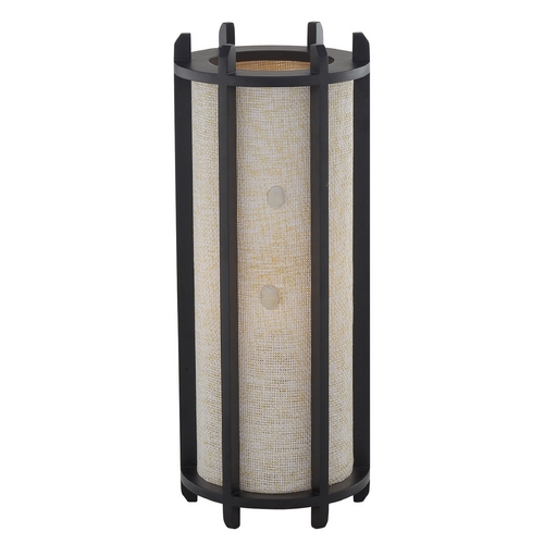 Lite Source Lighting Lite Source Lighting Morwen Table Lamp with Cylindrical Shade LS-21850