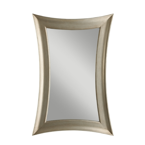 Feiss Lighting Georgette Rectangle 30-Inch Mirror MR1122ASLF