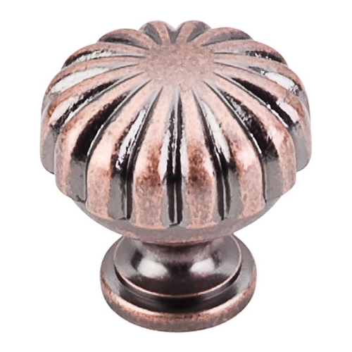 Top Knobs Hardware Cabinet Knob in Antique Copper Finish M323